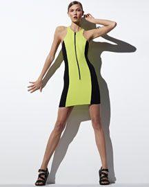 Michael Kors Wetsuit Dress