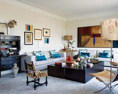 Casa con interiorismo de Andina & Tapia