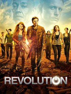 Revolution....so good it is ridiculous! Can't wait for Season 2