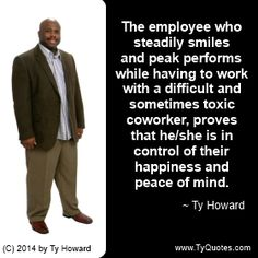Ty Howard's Quote on Teamwork, Quotes on Team Building, Quotes on Employee Morale, Quotes on Employee Engagement
