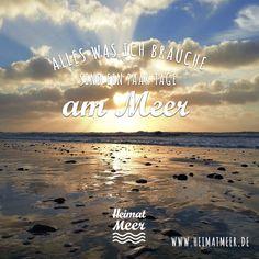 Alles was ich brauche sind ein PAAR TAGE AM MEER! >>Klamotte & Mee(h)r >>