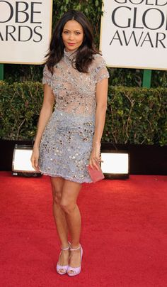 Golden Globes 2013: The Best Dressed Stars Live From The Red Carpet   Grazia Fashion