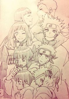 Naruto x Hinata #Naruhina