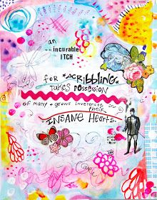Marcia Beckett: Art Journaling and Mixed Media: Some of My Favorite Posts from 2013