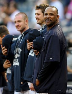 CC Sabathia! Andrew Miller next to him for those who were wondering