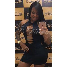LANÇAMENTO DA SEMANA - Grife D'Morena!! Posso falar?! Está um escândaloooo!! Looks disponíveis na loja!👗👙👠👚 Endereço: Travessa Talita, 194, Pita / São Gonçalo (Próximo ao antigo Tulipão) 💥Trabalhamos com atacado💥 ☎️ Entre em contato com o nosso Whatsapp: (21) 9 6715‑2940  #grife #roupas #look #promocao #likes #likeme #followme #follownow #beautiful #happy #novidades #new #love #vestidos #dress #arrase