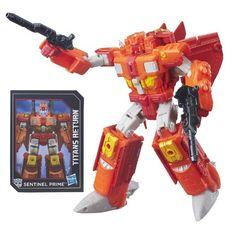Boneco Transformers Voyager Class - Sentinel Prime - Hasbro