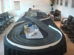 Pit Stop - Scalextric Track | Middlesex| South East| UK