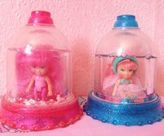 Things From The 90s: Old Dolls|'90s Dolls | '90s Toys | '90s Nostalgia | Gurl.com Crystal Princesses... My favorite !