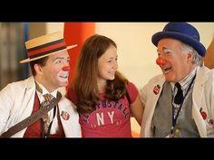 Clown Doctors Help Heal with Humor - YouTube