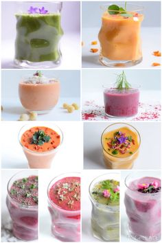 Potions. #smoothies #superfoods #rawvegan