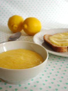 Lemon Curd    Phase 3-4