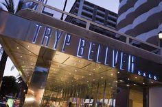 DONDE Y COMO: TRYP PALMA BELLVER, un hotel con clase y en una ub...