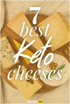 Cheese is one of life's pleasures and on a Keto diet, it makes eating out even more user-friendly. We've put together a list of the best low-carb keto cheeses you can eat liberally on a keto diet because it's such a keto friendly food.