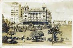 1937 - Parque Anhangabaú - Automovel Clube e Sampaio Moreira