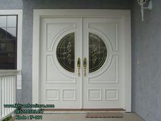 Pintu Utama Kupu Tarung Klasik Minimalis
