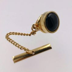 Check out this item in my Etsy shop https://www.etsy.com/listing/519874815/black-tie-tack-mens-jewelry-accessories