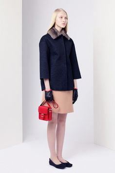 Jil Sander Navy Fall 2012 Ready-to-Wear Fashion Show: Complete Collection - Style.com