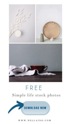 Start creating beautiful and minimal blog photos with these FREE slow life stock photos that you can download from my website by giving your name and email address to me as an exchange for photos: www.nellaino.com/blog #nellaino #freestock #freestockphotos #stockphotography #slowlife #slowliving #mindfulness Social Media Marketing Business, Social Media Tips, Business Ideas, Creative Business, Mindfulness For Kids, Instagram Blog, Konmari, Pinterest For Business, Slow Living