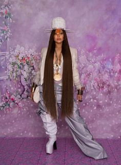 """I'm My Own Audience"": Erykah Badu on the Joy in Dressing for Yourself Source by aphrochic outfits black girl Black Girls Rock, Black Girl Magic, Afro Punk Fashion, Black Girl Fashion, Female Singers, Soul Singers, Get Dressed, Dress For You, Style Icons"