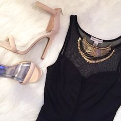 """""""Peplum Black & Sheer Top"""" Super cute peplum top. Worn about twice. Only selling because my boobs are to small for the design of the top. I did love this top though. Size is a Small. ❌NO TRADES❌ Tops Blouses"""