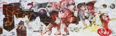 "Saatchi Art Artist Ula Dzwonik; Painting, ""FAMILY.PL2+4"" #art"