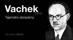 MLUVENÉ SLOVO - Vachek, Emil: Tajemství obrazárny (DETEKTIVKA)