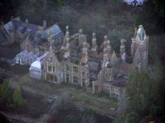 Hafodunos Hall, Wales