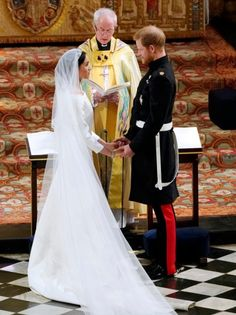Prince Harry and Meghan Markle - The Duke and Duchess of Sussex - Royal Wedding Royal Wedding Harry, Prince Harry Wedding, Harry And Meghan Wedding, Harry Et Meghan, Meghan Markle Prince Harry, Prince Harry And Megan, Royal Weddings, Prince Henry, Princess Wedding