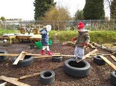 Image result for tyres and planks