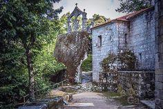 Monasterio de San Pedro de Rocas en #RibeiraSacra #Ourense #Spain by @casaQdosMouros via Twitter