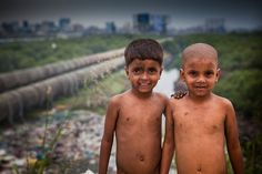 """Alex White Mazzarella and Casey Nolan are digging their way through Dharavi, Mumbai—literally. Notoriously known as one of Asia's """"largest slum"""" and dubbed """"Mumbai's Shadow City,"""""""