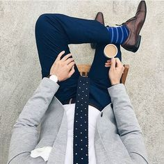 | Raddest Men's Fashion Looks On The Internet