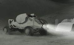 Moon buggy, Milan Isakov