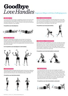 Goodbye Love Handles PDF. Seems pretty simple to keep up with to get a waist.