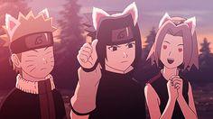 Naruto- Mauruto Uzumaki, Sasuke Uchiha e Sakura Haruno Naruto And Sasuke, Naruto Fan Art, Anime Naruto, Sasuke X Naruto, Naruto Sasuke Sakura, Naruto Cute, Naruto Funny, Naruto Shippuden Anime, Hinata Hyuga