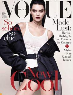 Kendall Jenner inspira em imagens clicadas por Luigi Murenu e Lango Henzi  Fragmentos de Moda