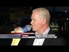 Freedom Industries President Speaks To Reporters DISGUSTING, SELFISH, INSENSITIVE  CREEP