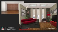 """Check out my #interiordesign """"Minimal Condo 2"""" from #Homestyler http://autode.sk/1kbhOm3"""