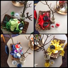 Inquiring Minds: Mrs. Myers' Kindergarten: Inquiring About Color