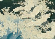 detail of silk Kurotomesode, Early Showa (1927-1940).  Yorke Antique Textiles