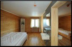 Private Double Room [Berghaus Niederhorn  Hostel, Beatenberg, Interlaken, Switzerland]