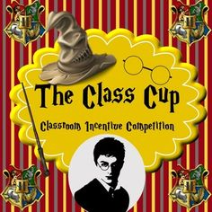 Remember the competition in the Harry Potter book/movie series? How about having your students compete in a similar competition? I did this with my sophomores, since I had four classes & I was blown away at how well it went over! The point system is based on positive and negative points based on academic and behavior performance.