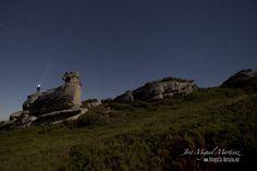 Formaciones rocosas #AlfozdeSantaGadea #fotografíanocturna con luz de luna #Merindades #Burgos  www.fotografianocturna.net
