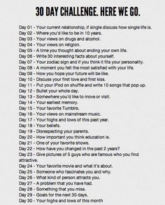 30 day writing challenge - full of writing prompts/ideas. Don't know if I'd do the whole list, but some interesting stuff to think about. The Words, Writing Inspiration, Journal Inspiration, Journal Ideas, Creative Writing, Writing Tips, Diary Writing, Writing Strategies, Blog Writing