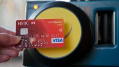 Use of contactless cards exceeds £100m for first time