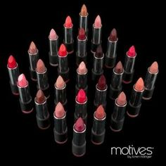 Pamper your lips with this divinely smooth, silky and glamorous lipstick, providing even coverage with daring color. Make sure your lips look luscious with Motives Rich Formula Lipstick.