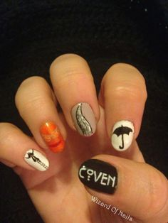 American Horror Story: Coven nails
