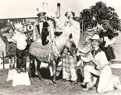 Big John Strong Circus #1