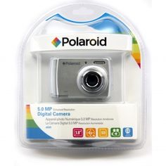 Polaroid 5MP CMOS Digital Camera with 1.8-Inch LCD Display-Silver http://www.giftgallore.com/product/92465_m/12_/Polaroid-5MP-CMOS-Digital-Camera-with-1.8-Inch-LCD-Display-Silver-5284092465M.html